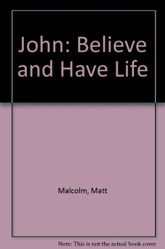 John By Matt Malcolm