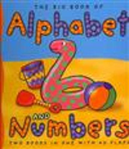 Big Book of Alphabet and Numbers By Mary Novick