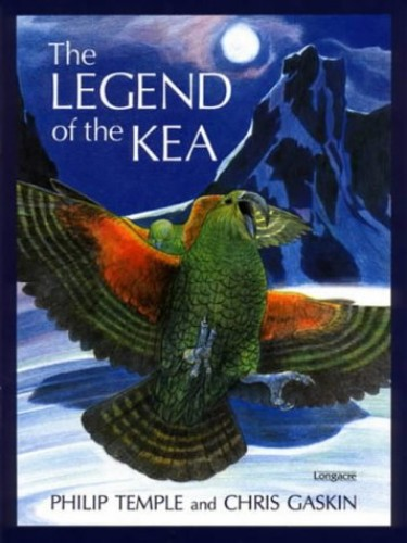 The Legend of the Kea By Philip Temple