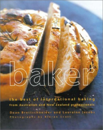 Baker-The-Best-of-International-Baking-by-by-Brettschneider-Dean-Paperback