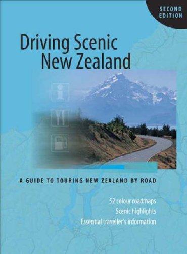 Driving Scenic New Zealand By David Chowdhury