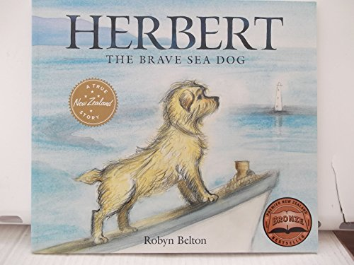 Herbert: The Brave Sea Dog by Belton, Robyn Paperback Book The Cheap Fast Free