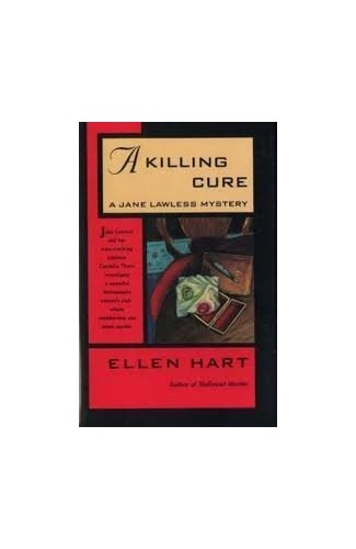 Killing Cure By Ellen Hart