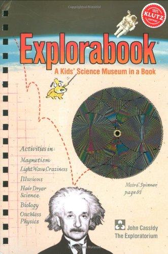 Explorabook By John Cassidy