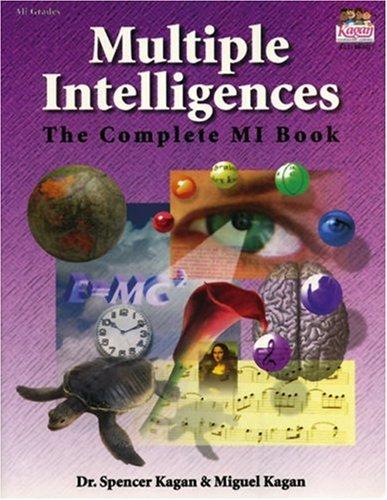 Multiple Intelligences By Spencer Kagan