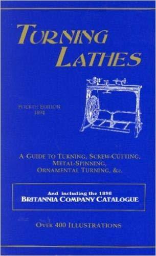 Turning Lathes By James Lukin