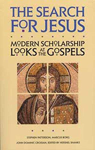 Search for Jesus By Stephen Patterson (Willamette University)