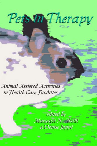 Pets in Therapy By Margaret Abdil