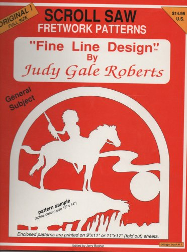 Fine Line Design By Judy Gale Roberts