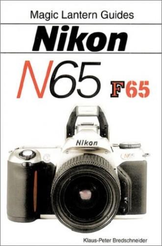Nikon N65--Nikon F65 By Klaus-Peter Bredschneider