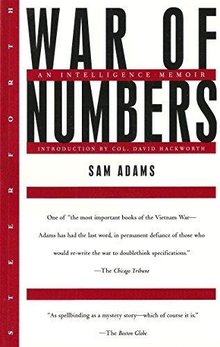 War Of Numbers von Sam Adams