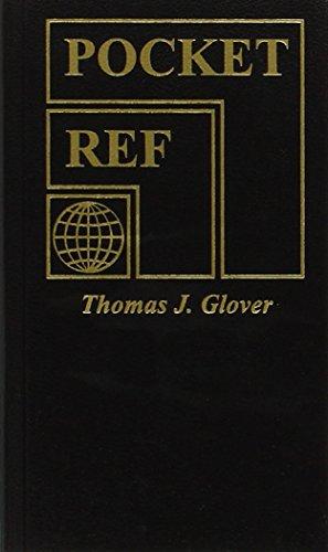 Pocket Ref By Thomas J. Glover