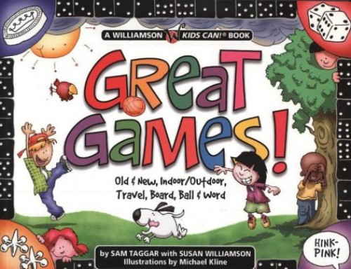 Great Games! By Sam Taggar