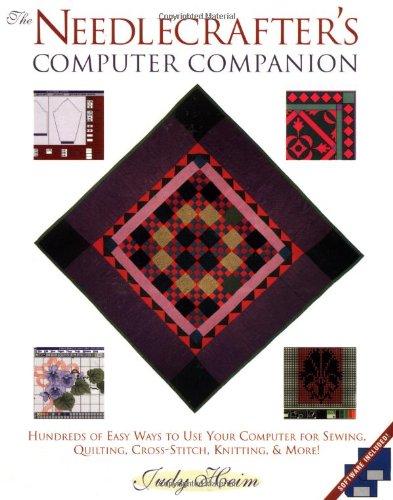 Needlecrafts Computer Companion By Judy Heim