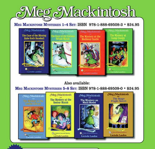 Meg Mackintosh Mysteries Set By Lucinda Landon