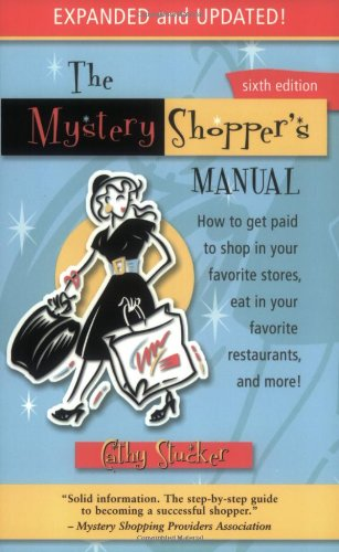 Mystery-Shopper-039-s-Manual-6th-Edition-by-Stucker-Cathy-Book-The-Cheap-Fast-Free