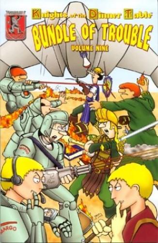 Knights of the Dinner Table: Bundle of Trouble, Vol. 9 by Jolly R. Blackburn (2002-05-01) By Jolly R. Blackburn Brian Jelke Steve Johansson David S. Kenzer