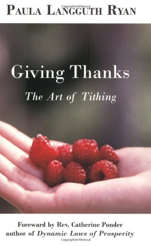 Giving Thanks: The Art of Tithing