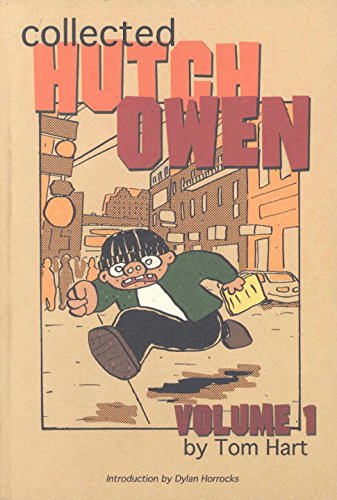 Collected Hutch Owen By Tom Hart