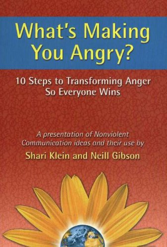 What's Making You Angry? By Shari Klein