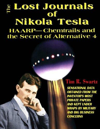 The Lost Journals of Nikola Tesla by Nikola Tesla