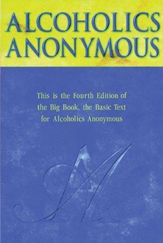 Alcoholics Anonymous - Big Book by AA Services