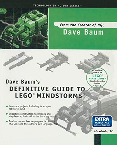 Dave Baum's Definitive Guide to Lego (R) Mindstorms (TM) By Dave Baum