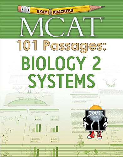 Examkrackers MCAT 101 Passages: Biology 2 Systems By Jonathan Orsay