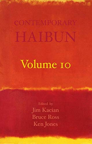 contemporary haibun By Jim Kacian