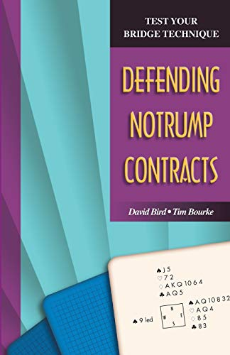 Defending No Trump Contracts By David Bird