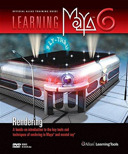 Learning Maya 6: Learning Maya6 Rendering Rendering By Alias