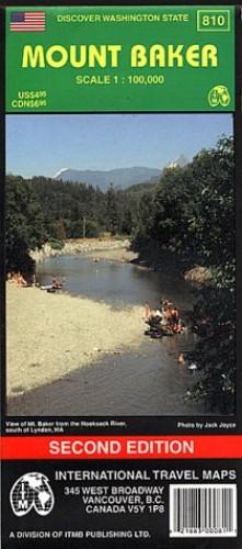 Mount Baker National Park By Treaty Oak