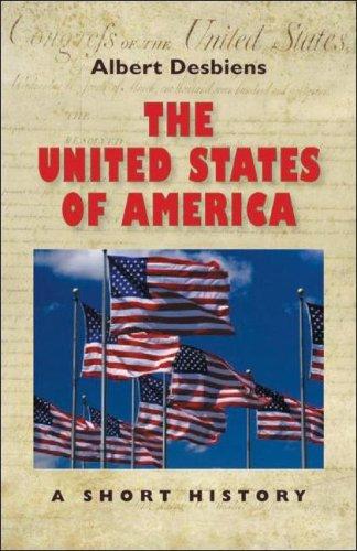 United States of America By Albert Desbiens