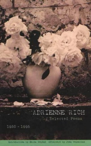 Selected Poems 1950-1995 By Adrienne Rich
