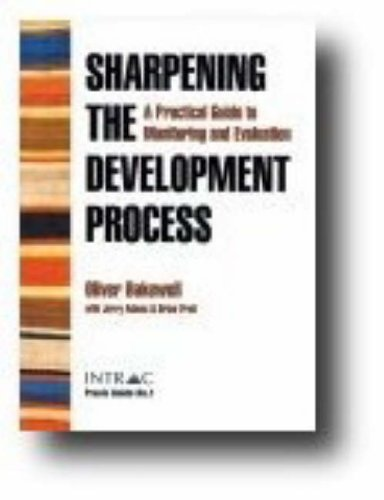 Sharpening the Development Process By Oliver Bakewell