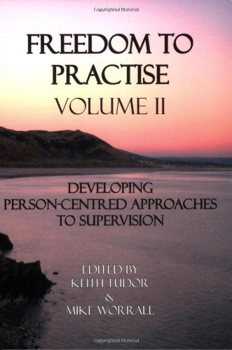 Freedom to Practise By Keith Tudor