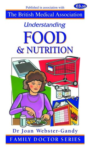 Food and Nutrition By Joan Webster-Gandy