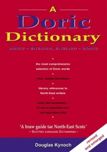 A Doric Dictionary By Douglas Kynoch