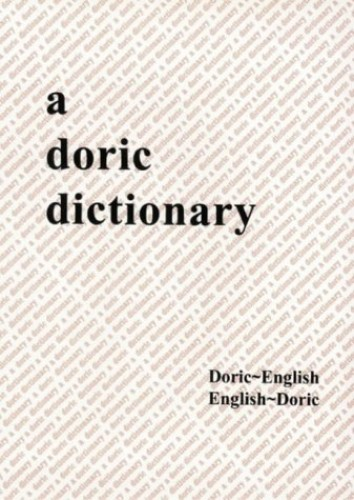 A Doric Dictionary By Douglas Kynoch