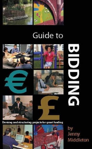 Guide to Bidding By Jenny Middleton