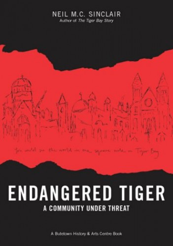 Endangered Tiger By Neil M.C. Sinclair