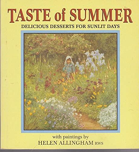 Taste of Summer By Helen Allingham