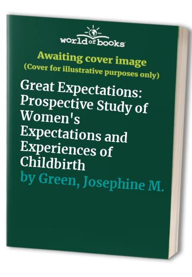 Great Expectations By Josephine Green
