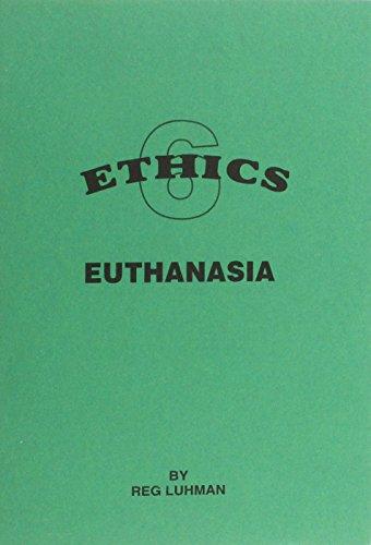 Euthanasia By Reg Luhman