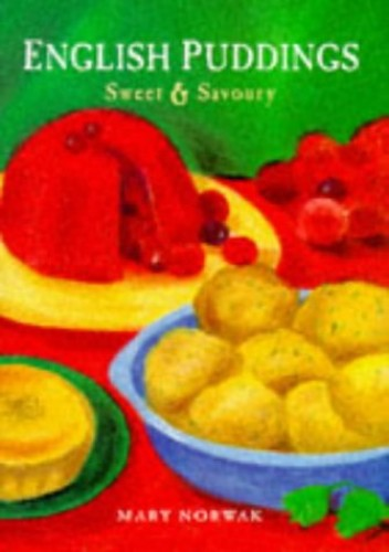 English Puddings By Mary Norwak