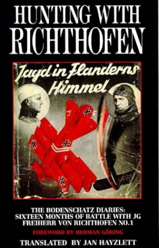 Hunting with Richthofen By Jan Hayzlett
