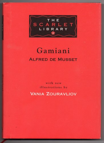 Gamiani By Alfred de Musset