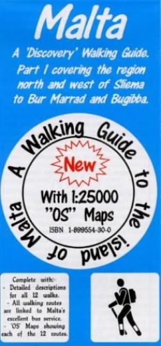 Malta Walking Guide By David Brawn
