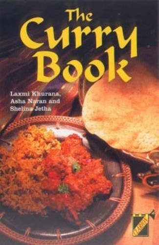 The Curry Book by Laxmi Khurana