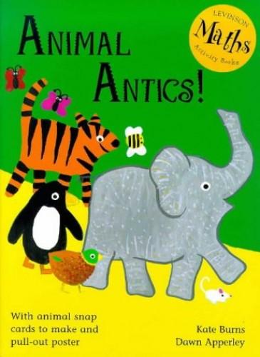 Animal Antics By Kate Burns